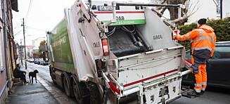 Søppelhentingen i Oslo bryter fortsatt arbeidstidsbestemmelser
