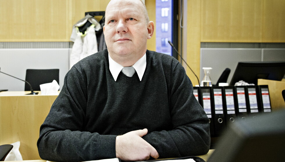 DØMT: Pensjonert orlogskaptein, Bjørn Stavrum er i Borgarting lagmannsrett dømt til fire år og tre måneders fengsel. Foto: Nina Hansen / Dagbladet