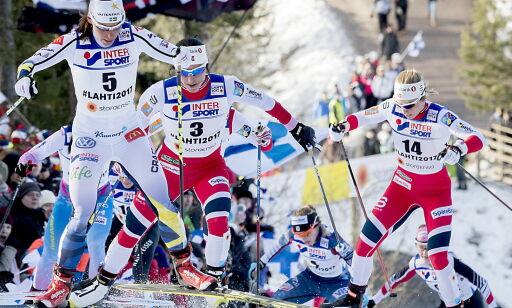 image: Svensk reporter spurte Kalla om det var usportslig at nordmennene rykket, da staven brakk: - Det gidder jeg ikke svare på en gang