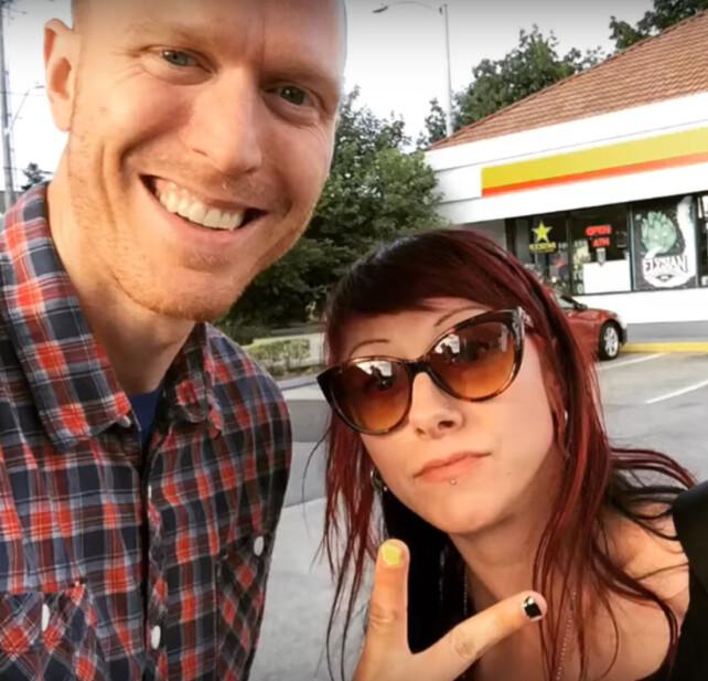 image: Steinar (35) møtte én fremmed hver dag i 2016