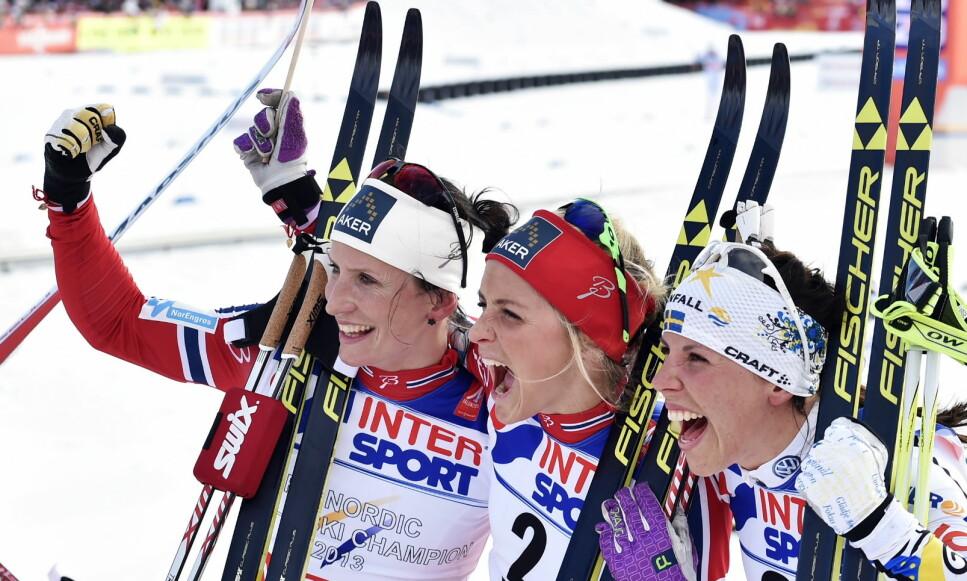 ANKET: Sportskommentatoren Johan Esk tror støtten Johaug fikk i løpet av VM, kan være en av årsakene bak FIS' anke. Foto: Hans Arne Vedlog / Dagbladet