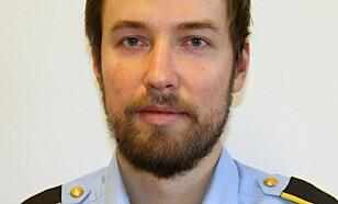 KRIPOS: John-Filip Lundhaug Strandmoen, psykolog og politiførstebetjent, Voldtektsseksjonen.