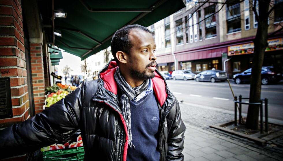 VENTER: Dommen i rettssaken mellom Mahad Abib Mahamud og staten, er ventet å falle fredag denne uka. Foto: NIna Hansen / Dagbladet