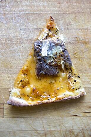 BIFF OG BRIE: Pizza du ikke har smakt før?