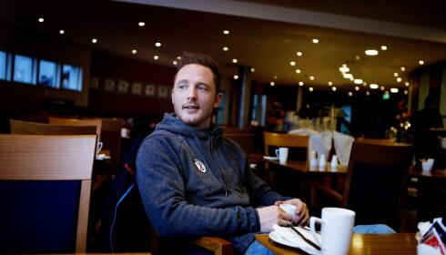EKSTREMT: Johan Remen Evensen mener hopperne må holde fokus på energinivået sitt under den ekstreme turneringen. Foto: Christian Roth Christensen / Dagbladet