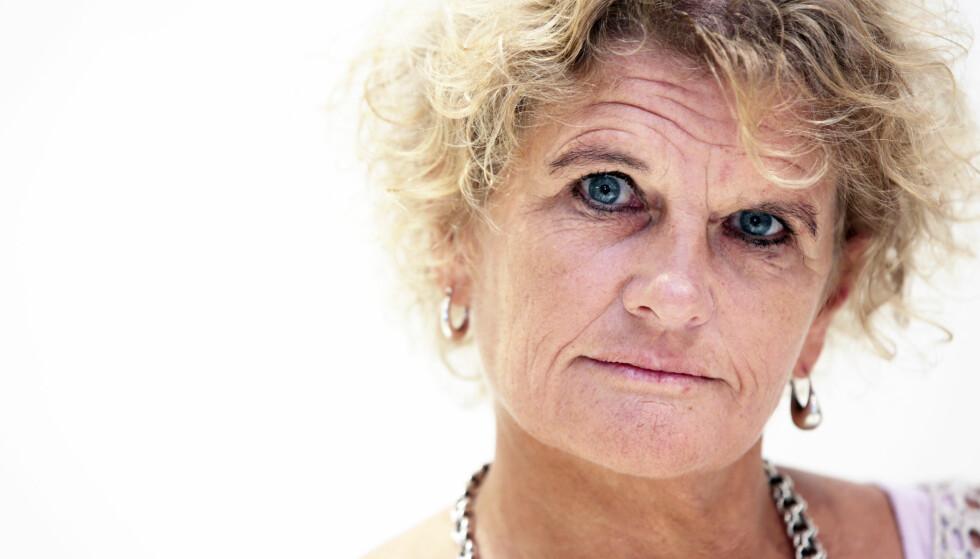 SER POENGET: Litteraturanmelder Cathrine Krøger (56) mener The Guardian-anmelderen har et poeng i sin kritikk av Knausgårds språk. Foto: Lise Åserud / NTB scanpix