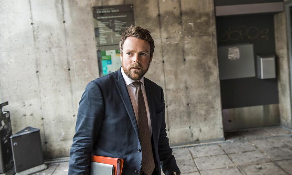 VIL REGNE PÅ NYTT: Kunnskapsminister Torbjørn Røe Isaksen (H) sier offentlige ytelser gir et helt annet bilde av fattigdommen og ulikheten i Norge. Foto: Endre Vellene / Dagbladet