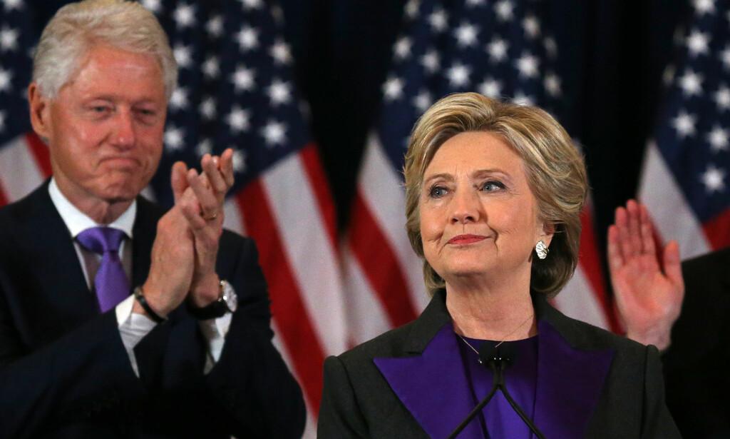 RUSSLAND-MØTE: Hillary Clintons rådgivere hadde flere møter med den russiske ambassadøren til USA, slik også Trumps folk hadde, sier en talsmann for den russiske presidenten. Foto: AP / NTB scanpix