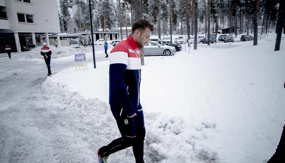 VRAKET: Petter Northug settes utenfor laget til verdenscupen i Quebec. Det kunne knapt blitt annerledes etter vinterens svake resultater. Petter er nummer 57 sammenlagt i cupen. FOTO: Bjørn Langsem / Dagbladet
