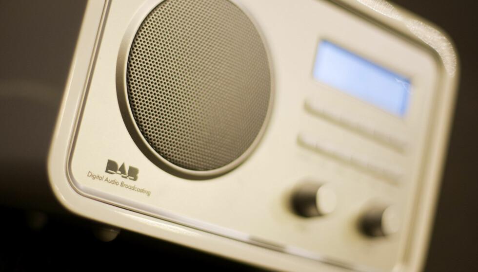 DAB-RADIO: Etter FM-slukkingen i Nordland 11. januar, er det færre som hører på radio nå enn før. Enkelte trenger tid til å gjøre omstillingen, forklarer Digitalradio Norge. Foto: Håkon Mosvold Larsen / NTB scanpix