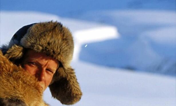 OPTIMIST: - Jeg falt for hele greia med å koble merkenavnet Svalbard til noe som faktisk er høstet og produsert her oppe på 78 grader nord, sier medinvestor Terje Aunevik. Foto: Jamal Quereshi