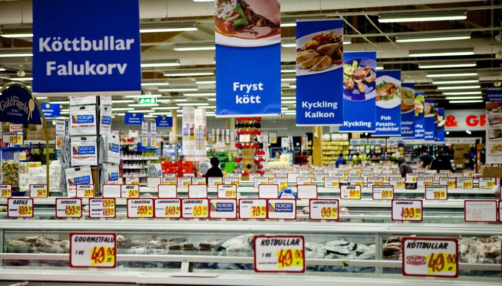TIL KAMP MOT JUKSEMAT: Tusenvis av svenske forbrukere vil villedende markedsføring til livs, og har stemt fram årets største matbløffer. Illustrasjonsfoto: NTB/Scanpix