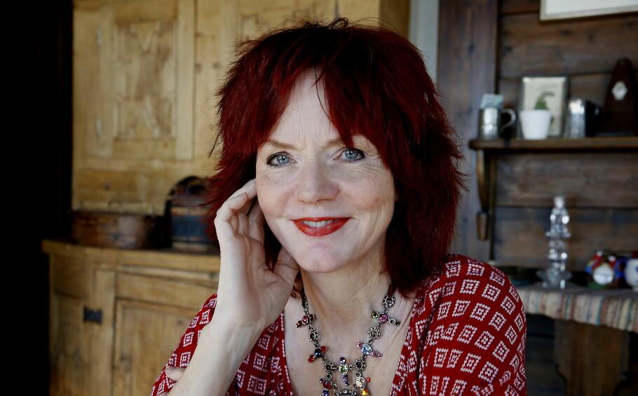 JUBILANT: I går fylte Mari Maurstad 60 år. Selv bedyrer skuespilleren at hun ikke føler seg eldre enn 35. - Jeg er innmari barnslig, røper hun. Foto: Jacques Hvistendahl / Dagbladet