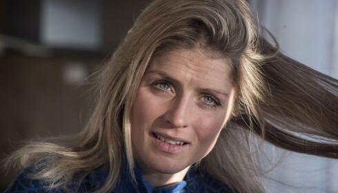 MER RO: Det er mer behagelig å være Therese Johaug nå enn det var i høst. Foto: Hans Arne Vedlog  / Dagbladet