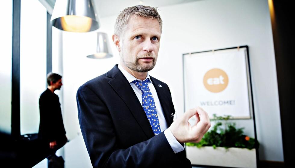 BØR TA GREP: Bent Høie (H)