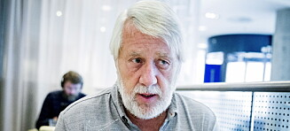 Kritisk til NRK og TV 2: - Trenden med livereporter blir egentlig helt latterlig