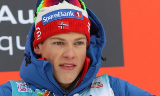 image: Klæbo sikret seg sammenlagtseieren i sprintcupen som tidenes yngste