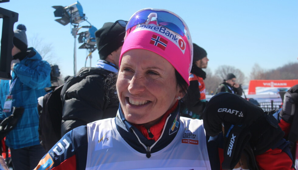 STØTTER FALLA: Marit Bjørgen vil også ha bedre sprintopplegg på landslaget før neste sesong. Foto: John Rasmussen