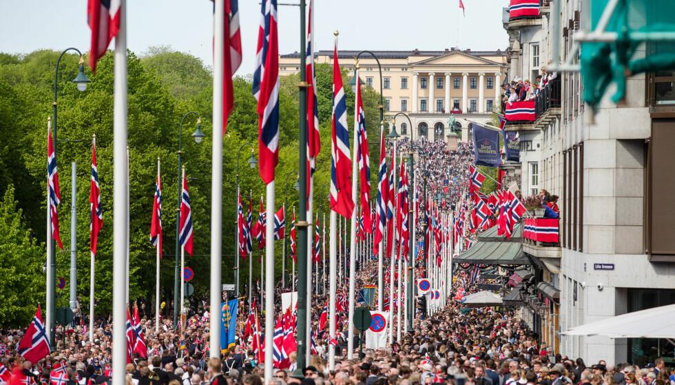 VERDENS LYKKELIGSTE: Norge er kåret til verdens lykkeligste land, ifølge World Happiness sin årlige rapport. Foto: Audun Braastad / NTB scanpix