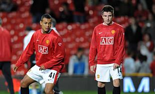 STORTALENTET: Ole Gunnar Solskjær forteller at Joshua King (t.v.) kunne herje på treninger med Manchester United-stjernene. Men det er først nå han har fått ut sitt enorme potensial. Foto: NTB Scanpix