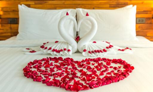 GARANTI: Skiller dere lag mindre enn et år etter hotell-oppholdet på et av Countryside Hotels etablissementer, får du refundert opptil to overnattinger. Foto: Shutterstock / NTB Scanpix