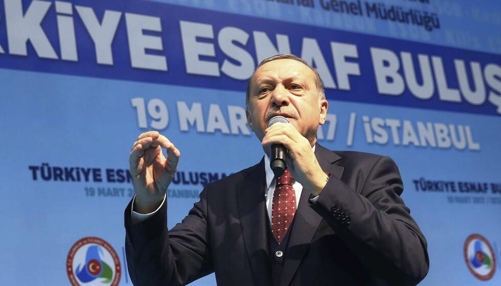 Foto: Kayhan Ozer/Presidential Press Service, Pool Photo via AP