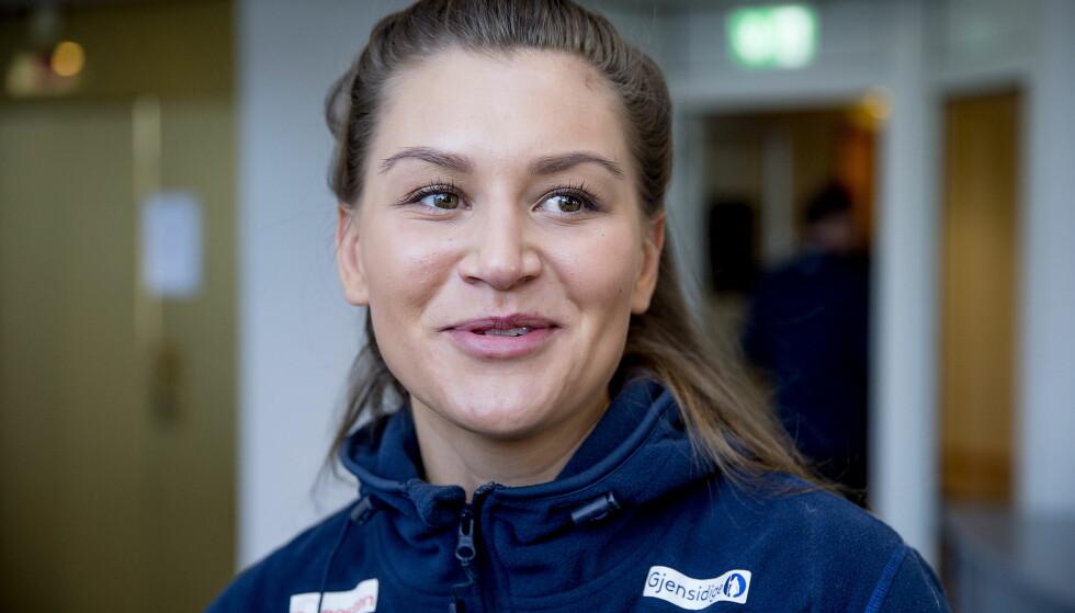 NY KLUBB: Amanda Kurtovic (25) og Marit Malm Frafjord (31) forlater Larvik til fordel for rumenske CSM Bucuresti, skriver TV 2. Foto: Bjørn Langsem / Dagbladet