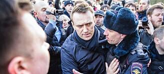 Anklagene om statsministerens luksuspalasser, vingårder og yachter fikk Russland opp i flammer