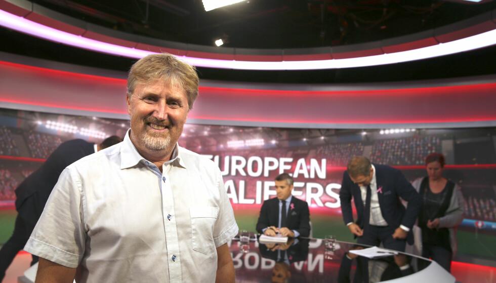 FOTBALL-RETTIGHETER: Jan-Erik Aalbu er klar for å følge med på hva konkurrentene gjør med hans dyre fotballrettigheter. Foto: NTB Scanpix