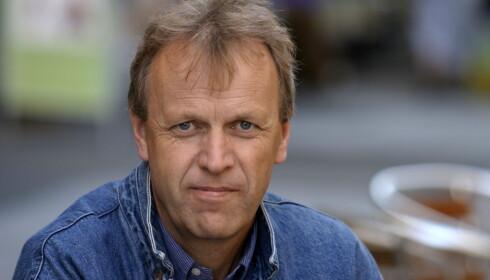 LANG VEI TIL LOVVEDTAK: Forsker og USA-ekspert Svein Melby. Foto: Bjørn-Owe Holmberg.
