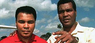 Sa nei til fem millioner dollar for en kamp mot Muhammad Ali. - Penger betyr ingenting