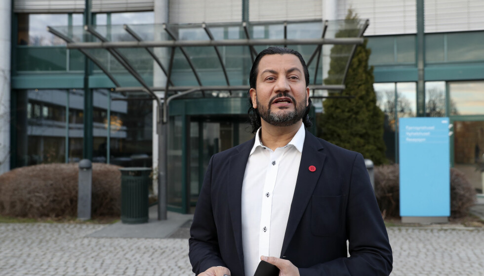 GENERALSEKRETÆR: Mehtab Afsar er generalsekretær i Islamsk Råd Norge. Foto: Vidar Ruud / NTB scanpix