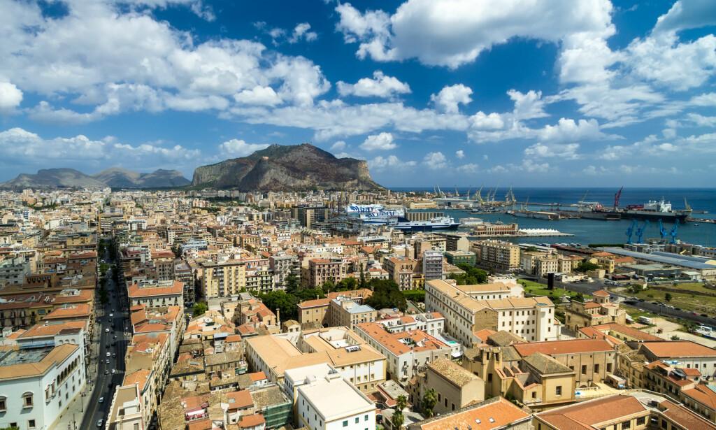 GJENFØDT: Palermo har som alle andre byer sine problemer, men er i dag en fredelig og trygg by. Slik var det slett ikke ikke for 25 år siden. Foto: Shutterstock / NTB Scanpix