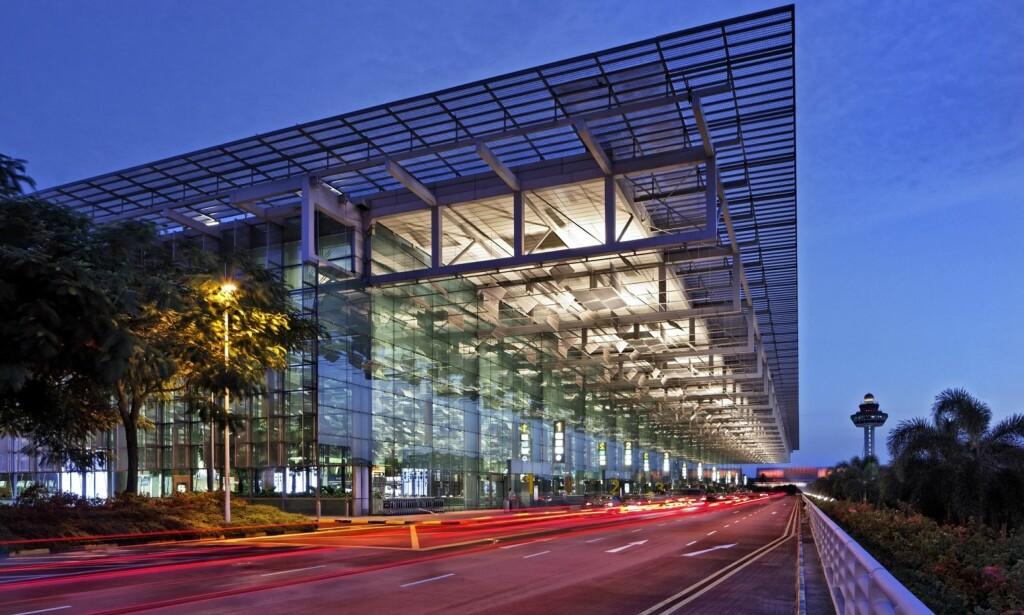 Godt vant: Singapore Changi International Airport ble i fjor kåret til den beste flyplassen i verden i 26 ulike kåringer. Changi har 58 millioner reisende i året. Foto: Changi Airport