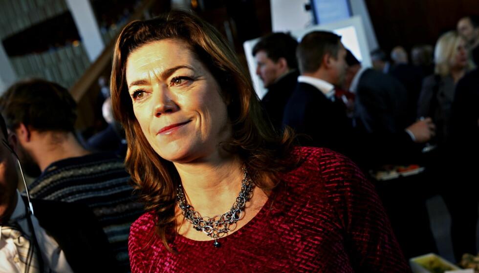 NYTT TILTAK: NHO-direktør Kristin Skogen lLund er en av dem som stiller seg bak Office X, som skal se inn i framtida. Foto: Jacques Hvistendahl / Dagbladet