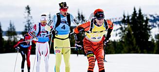 Petter Eliassen vant Reistadløpet