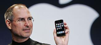 Røper grunnen til at Iphone ble til. Steve Jobs hatet en spesiell person intenst