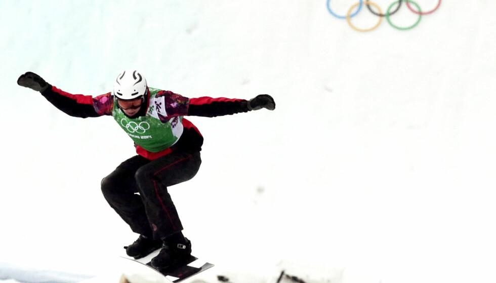 DRØMMEN: Stian Sivertzen deltok i Sotsji-OL, men sykdom kan stoppe drømmen om deltakelse i Sør-Korea. Foto: Lise Åserud / NTB scanpix