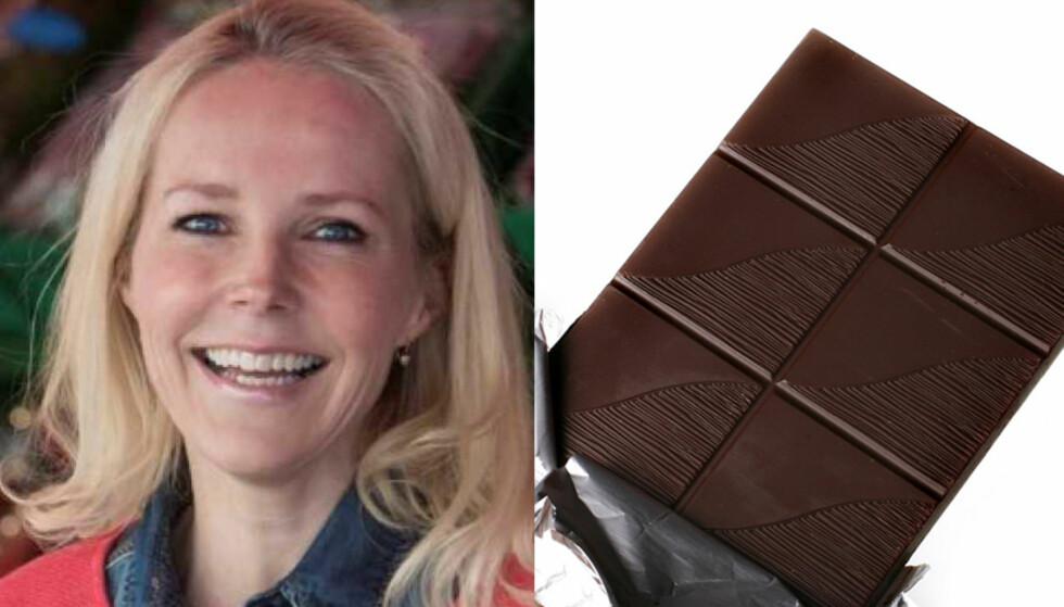 KOMMERSIELT: Koblingen er ikke gjort direkte, men de fleste som leser bloggen vil nok være kjent med produktene i serien «Made by Berit Nordstrand», skriver artikkelforfatteren om kritikken mot Berit Nordstrand.