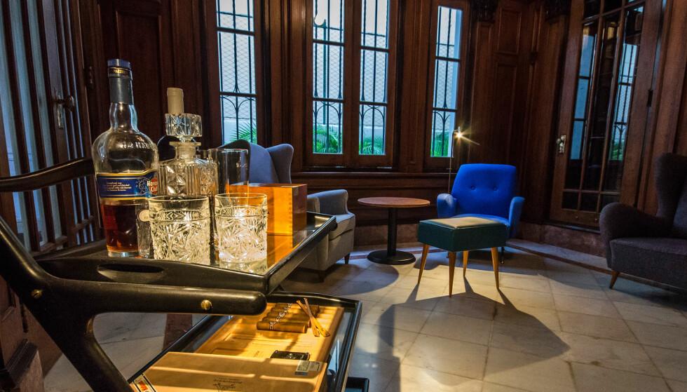BOUTIQUE HOTELL: Cuba får stadig flere luksuriøse boutique-hoteller, som Paseo 206. Foto: Paseo 206