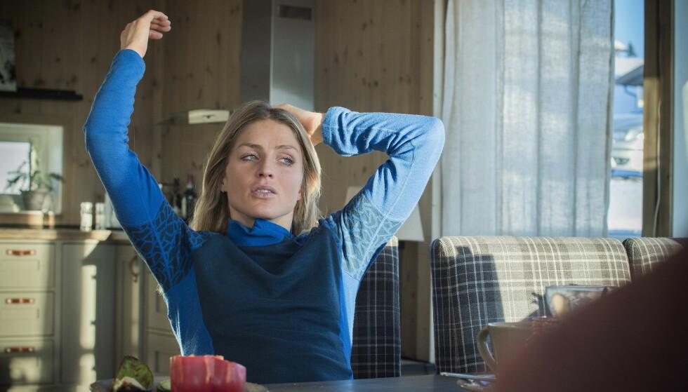 NYTT LIV: Therese Johaug har lagt treningen helt vekk i perioder i høst. Etter nyttår starter imidlertid hardkjøret på nytt. Foto: Hans Arne Vedlog / Dagbladet