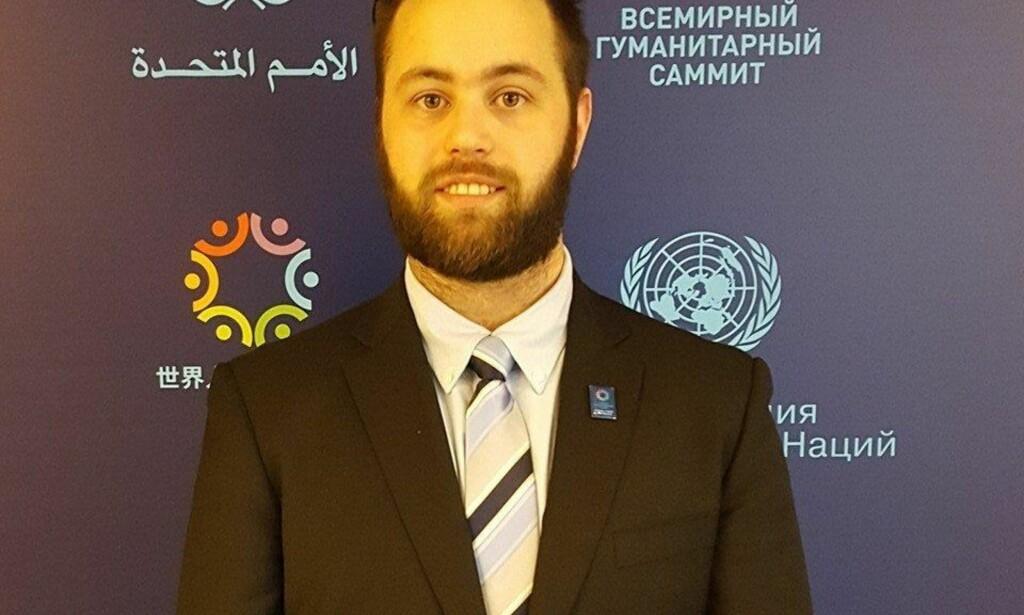 Yousef Assidiq,  Daglig leder i JustUnity  Foto: Privat