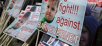 Hvorfor norsk barnevern er ute i hardt vær