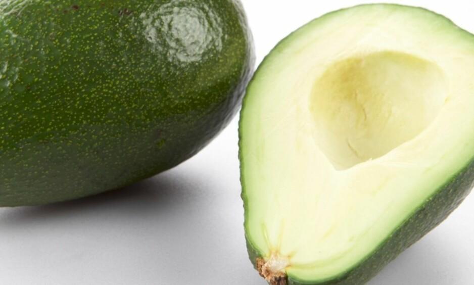 SUPER: Avokadoen inneholder næringsstoffer som kan forebygge en rekke livsstilssykdommer, fastslår forskerne. Foto: Frukt.no