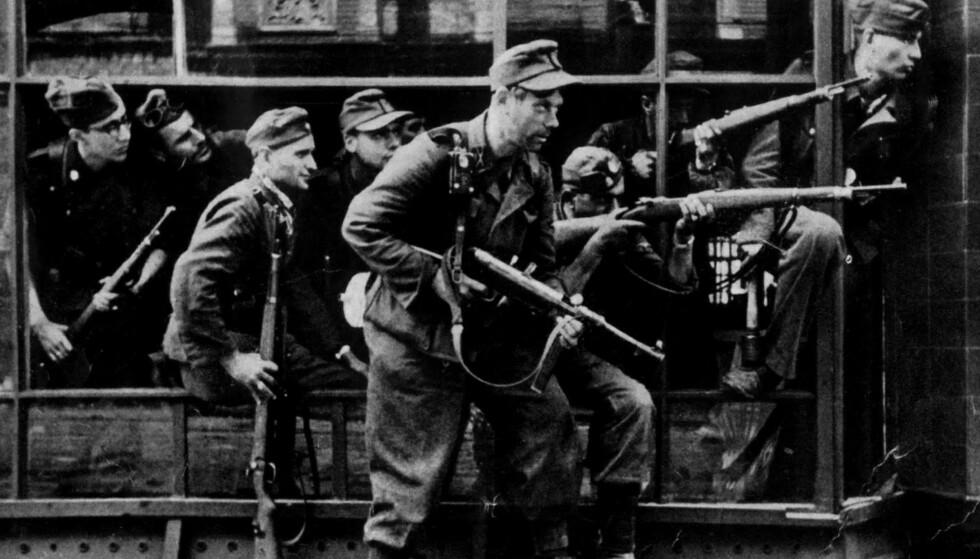 Dødsbrigaden: Brigade Dirlewanger var ansvarlig for noen av de verste overgrepene på Østfronten under 2. verdenskrig. Foto: Wikimedia Commons