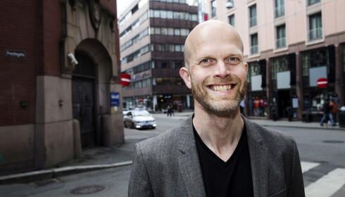 Hallgeir Kvadsheim: Økonomiekspert og programleder for TV3s Luksusfellen. Foto: Henning Lillegård