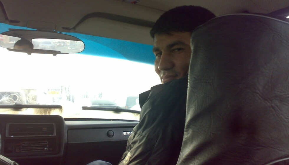 SIKTET FOR TERROR OG DRAP: Firebarnsfaren Rakhmat Akilov fra Usbekistan er siktet. Foto: Privat