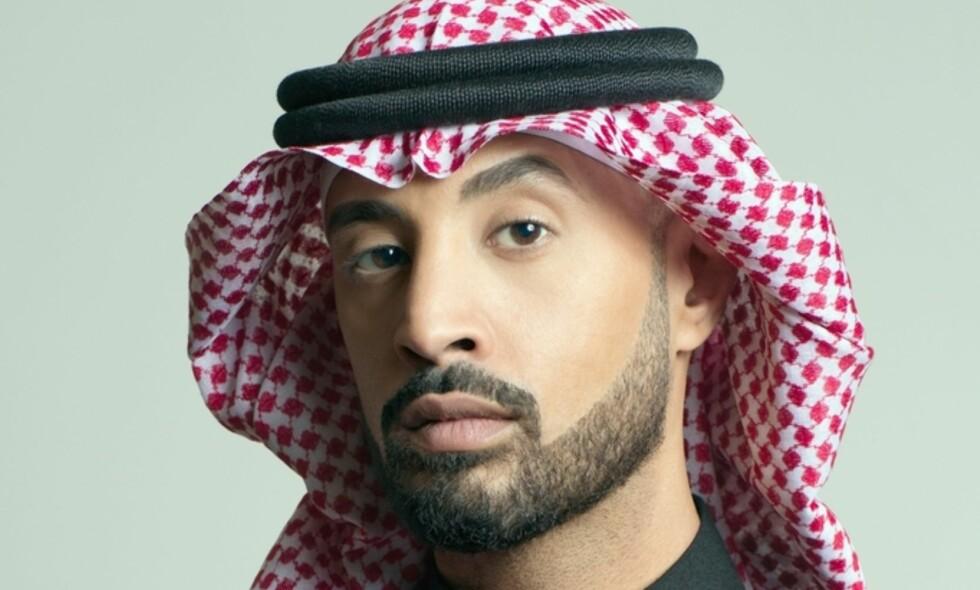 STRIPEKONGE: Prins Fahad Al-Saud er mannen bak den saudi-arabiske tegneserien Saudi Girls Revolution. Foto: Management Fahad al-Saud / dpa/contaygne.com/ The Interview People