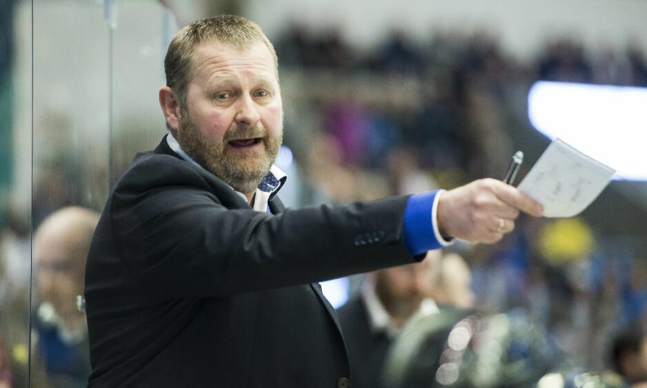 NY SMELL: Norge og trener Petter Thoresen lyktes ikke med å beseire Tsjekkia. Foto: Carina Johansen / NTB scanpix