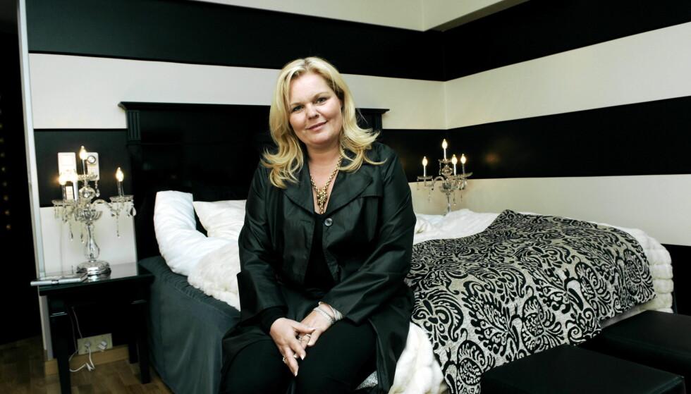 PROFILERT: Flere ganger gjennom årenes løp har Inger Ellen Nicolaisen blitt intervjuet av Dagbladet. Her er hun på Grand Hotel i 2006. Foto:STEINAR BUHOLM/Dagbladet.